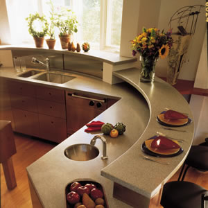 Corian hyvaco for Avonite sinks
